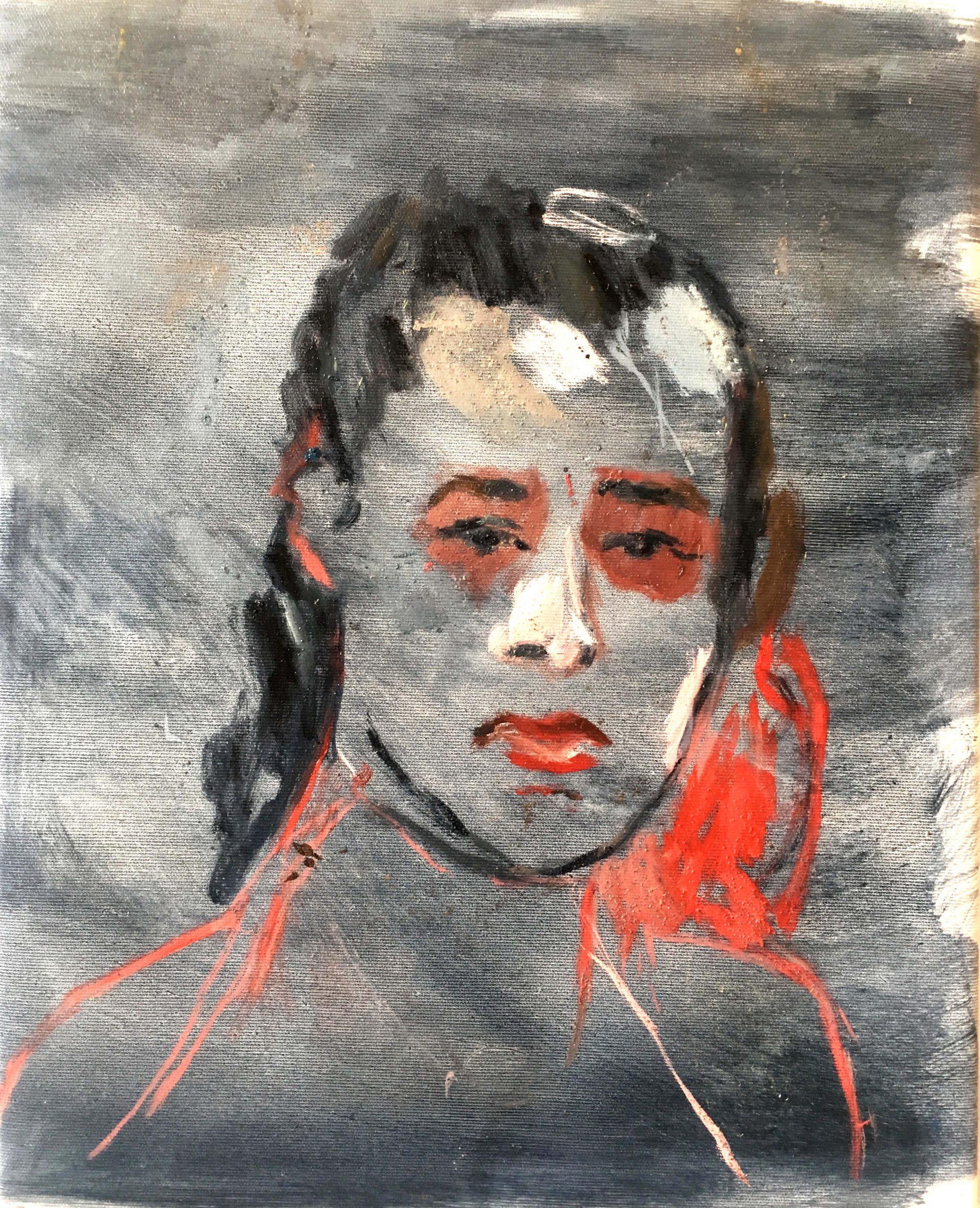 Portrait Undine